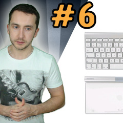 Apple Wireless Keyboard обзор